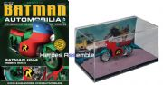 DC Batman Automobilia Collection #62 Batman #244 Robin Bike Eaglemoss